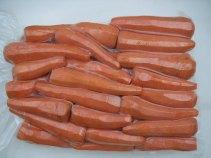 Вакуумная упаковка моркови по 5 кг