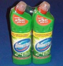 Термоусадочная упаковка дезинфицирующего средства