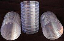 Упаковка одноразовой посуды стаканы