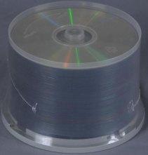 Групповая упаковка DVD-дисков