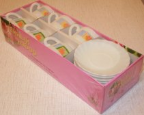 Упаковка чайного набора