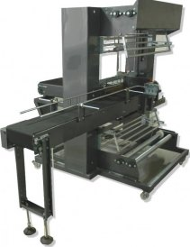 Термонож-запайщик PE 120C автомат с поворотом 90 градусов