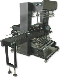 Термонож-запайщик PE 80C автомат с поворотом 90 градусов