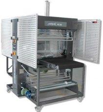 Термонож-запайщик PE 80D автомат с прямой подачей