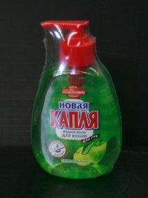 Упаковка жидкого мыла для кухни