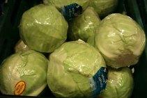 Индивидуальная упаковка белокочанной капусты